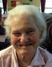 Mollie Sturgeon obituary photo