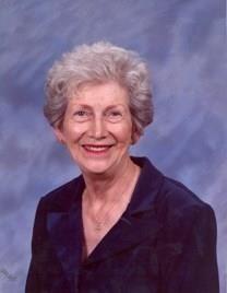 Geraldine Crighton obituary photo