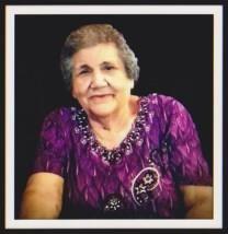 Gregoria Soto obituary photo