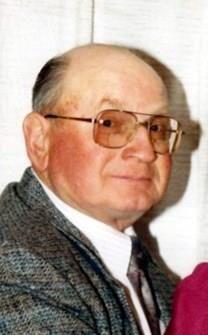 George E. Bayne obituary photo