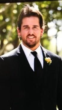 Jordan Patrick Greene obituary photo