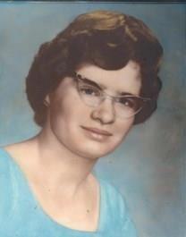 Laura Mary Marsh obituary photo