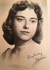 Eleanor Mary La Mattino obituary photo