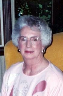 Doris Reed Turner obituary photo