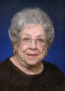Martha Lou Riggs obituary photo