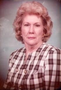 Mazeline Andrews Hargis obituary photo