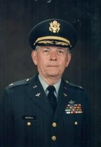 James Ray Morris obituary photo