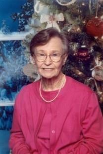 Minia L. Henry obituary photo