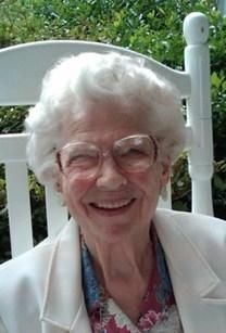 Lucy Barber Alexander obituary photo