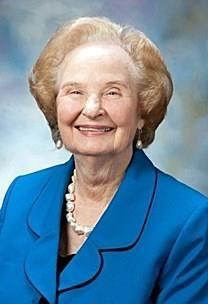 Mary Murphey Wood obituary photo
