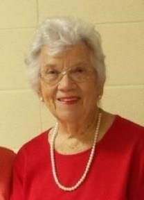 Doris Geraldine Wall Blackwood obituary photo