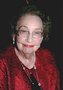 Helen Byrn Wauson obituary photo