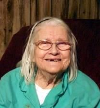 Maggie Pope Smith obituary photo