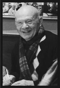 Leonard Strickland obituary photo