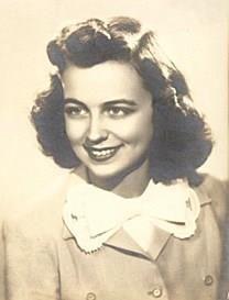 Adith Louise Dillmore obituary photo