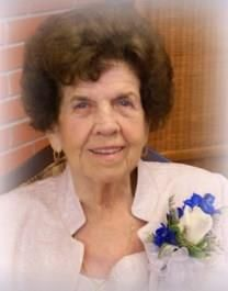 Callista Madalene Fortier obituary photo