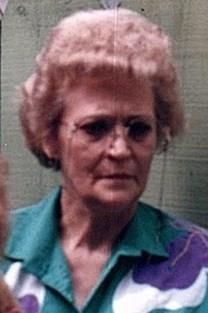 Lora Idel Merchant obituary photo