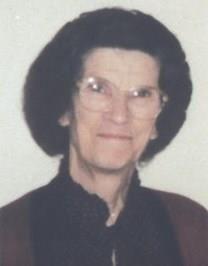Betty Jane Ketterer obituary photo
