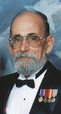 Adfer David McDaniel obituary photo