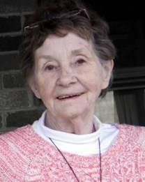 Lucille K. Hill obituary photo