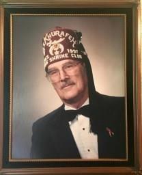 Roy O'Dell Grace obituary photo