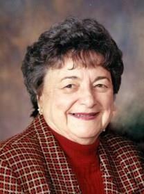 Frances E. Messmer McCombs obituary photo