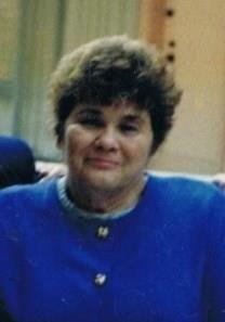 Violet Clara Terrill obituary photo