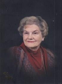 Grace Agnes Orr obituary photo