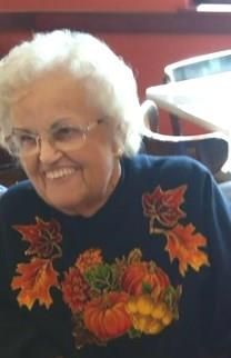 Donna Lee Oberline obituary photo
