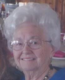 Peggy Caston Burnette obituary photo