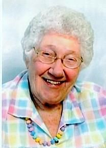 Mary P. Travnicek obituary photo
