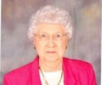 Emma Luella Fitch obituary photo