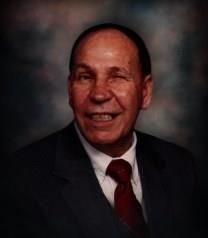 Ernest Townsend Bourne obituary photo