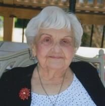 Mildred LaRue White obituary photo