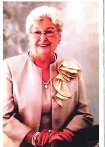 Myrtie Christine Coble obituary photo