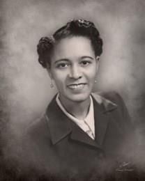 Dora Irene Wilson obituary photo