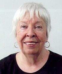 Karin Marguerite Spaulding obituary photo