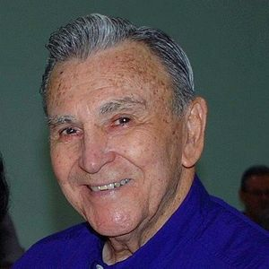 Raymond Marcel Bergeron