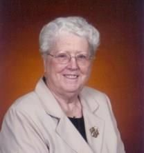 Phyllis Jean Locke obituary photo
