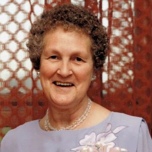 Jeannette McComish Obituary Photo