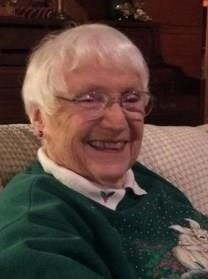 Florence Smith Walker obituary photo