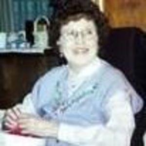 Marjorie E. Gentet