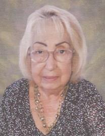 Inez Sanchez obituary photo