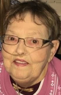 Janet Mildred Kohlmeier obituary photo