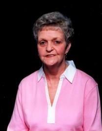 Hilda Anne Hall obituary photo