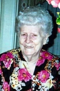 Ethel Virginia Wales obituary photo