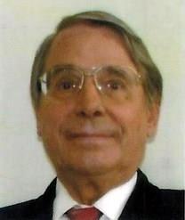 Judge Eugene Michael Bond obituary photo