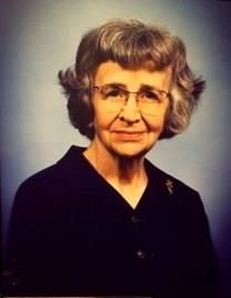Anne T. Reece obituary photo