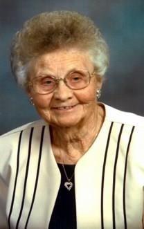 Lois Wilma Foust obituary photo