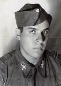 John Martinez Cardoso obituary photo